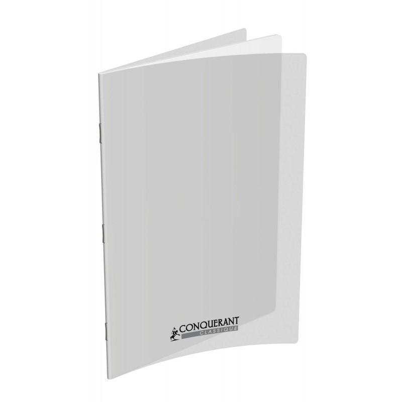 Cahier Conquérant Classique 96 pages UNIES 24x32 90g