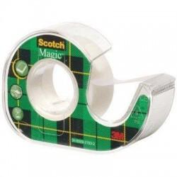 SCOTCH Ruban adhésif invisible 19mm x 7