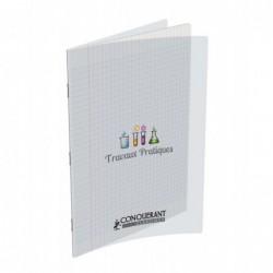 Cahier Travaux Pratique piqûre 24x32 48 Pages