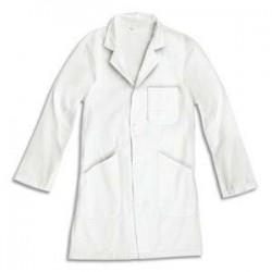Blouse à manches longues en tissu 100% Coton 3 poches