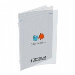 Cahier de Liaison Polypro 17X22 48P 90G