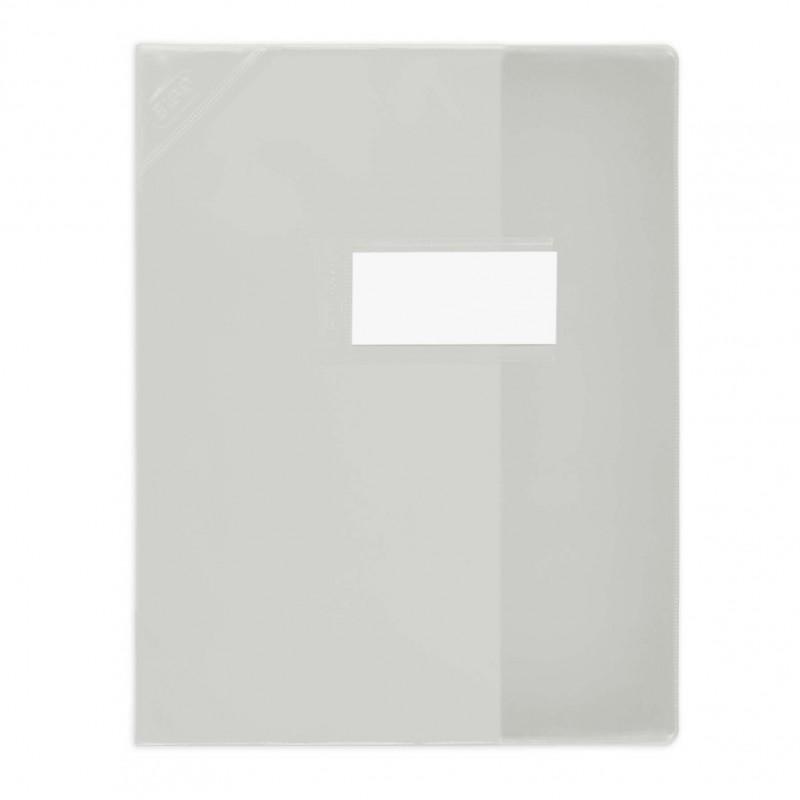 Protège-cahier 17x22cm Incolore