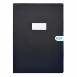 Protège-cahier 24x32cm Noir