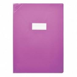 Protège-cahier 24x32cm Rose