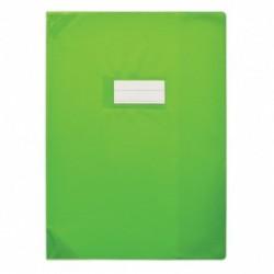 Protège-cahier 24x32cm Vert