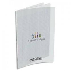 Cahier Travaux Pratique piqûre 21x29.7 48 Pages