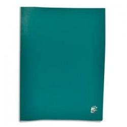 Protège-documents en polypropylène 100 vues vert