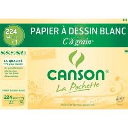 CANSON Pochette 12 feuilles...