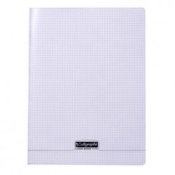 Cahier polypro 24X32 PP...
