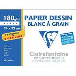 Clairefontaine Pochette de...