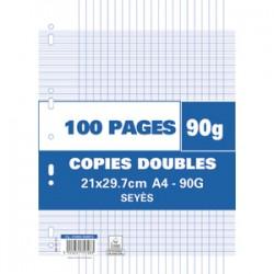 Copies doubles perforées...