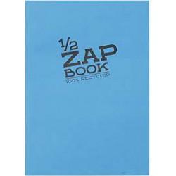 Zap Book carnet collé 80F...